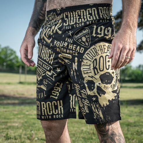 Sweden Rock Wear - Shorts/Badbyxor