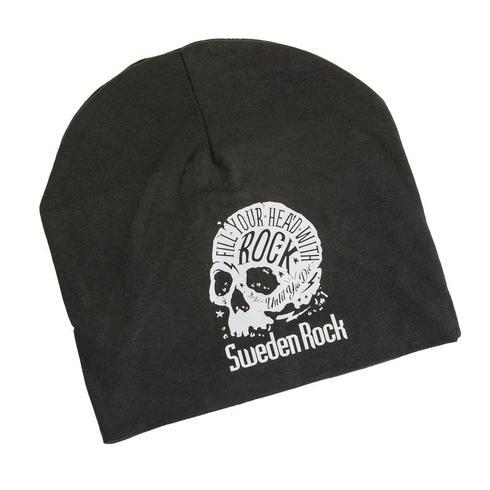 Sweden Rock Wear - Mössa Beanie Svart