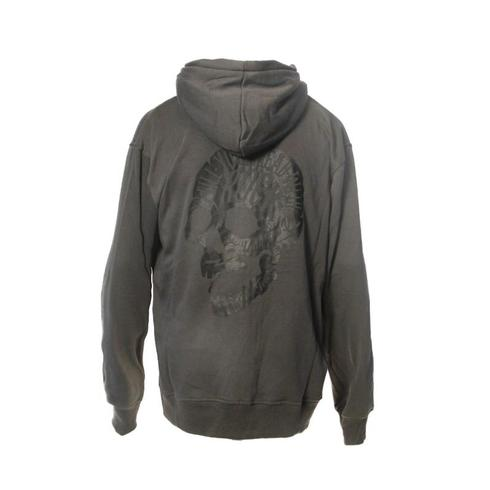 Sweden Rock Wear - Zip Hoodie Grey