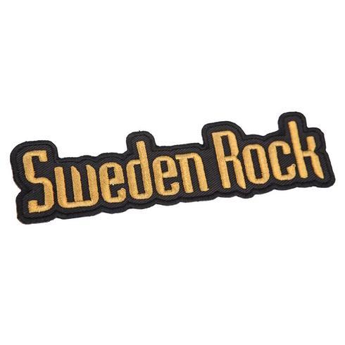 Sweden Rock Wear - Tygmärke