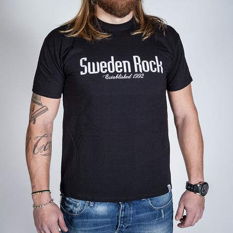 Sweden Rock Wear - T-shirt - Classic
