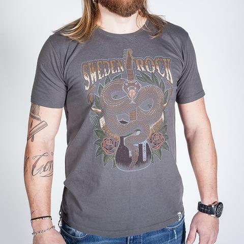 Sweden Rock Wear - T-shirt Limiterad Print #02