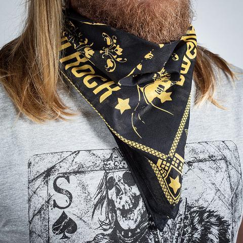 Sweden Rock Wear - Snusnäsduk / Bandana