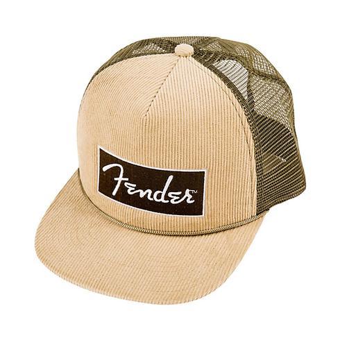 Fender - Corduroy Trucker Cap