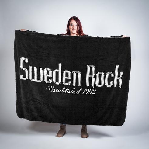 Sweden Rock Wear - Filt