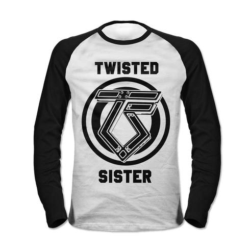 Twisted Sister - Logo - Baseball