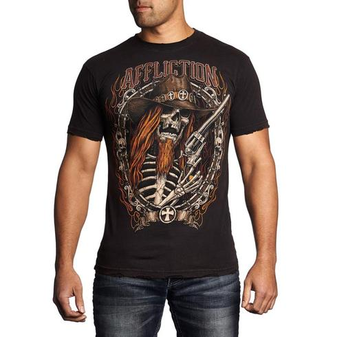 Affliction - Tombstone Shootout T-shirt
