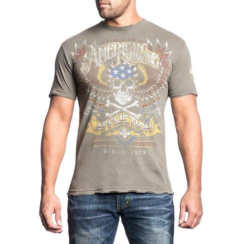 Affliction - Highway Stranger T-shirt