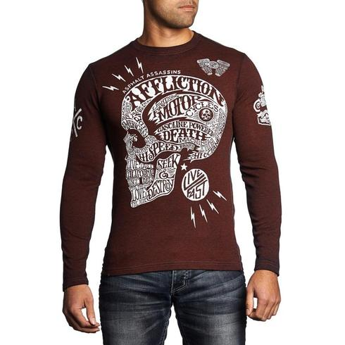 Affliction - Motor Head Longsleeve
