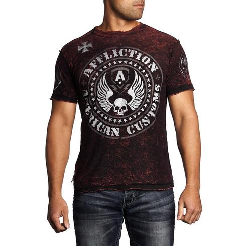 Affliction - AC Racer T-shirt (Vändbar)