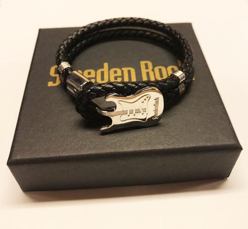 Sweden Rock Wear - Armband gitarr