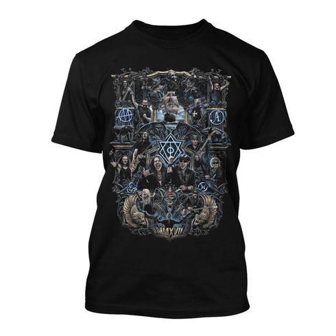 Sweden Rock Wear - T-shirt Artist Print 2017