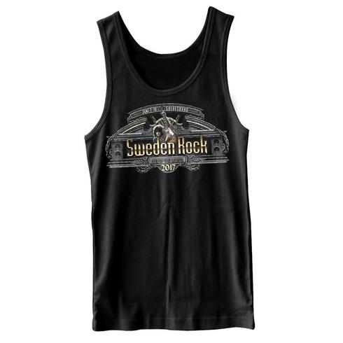 Sweden Rock Wear - Tanktop GIRLIE Festival Print 2017